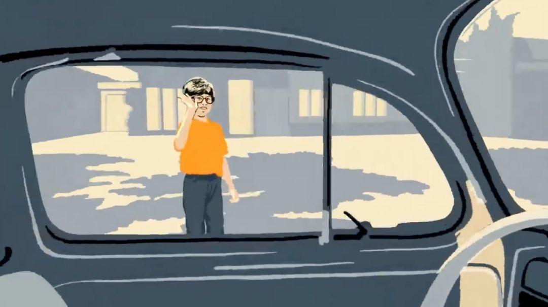 甲殼蟲催淚動畫短片《最后一英里》