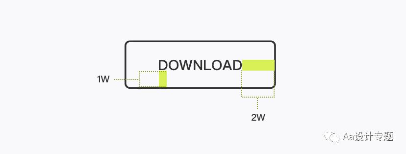 网页和APP设计都适用的按钮设计细节