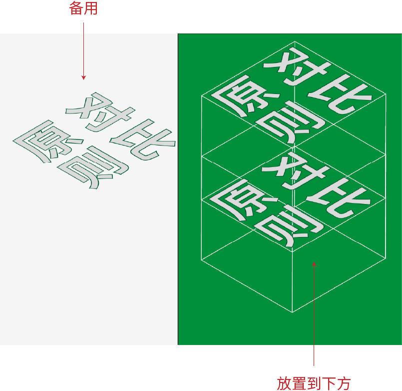 运用「对比原则」打破单调呆板的设计