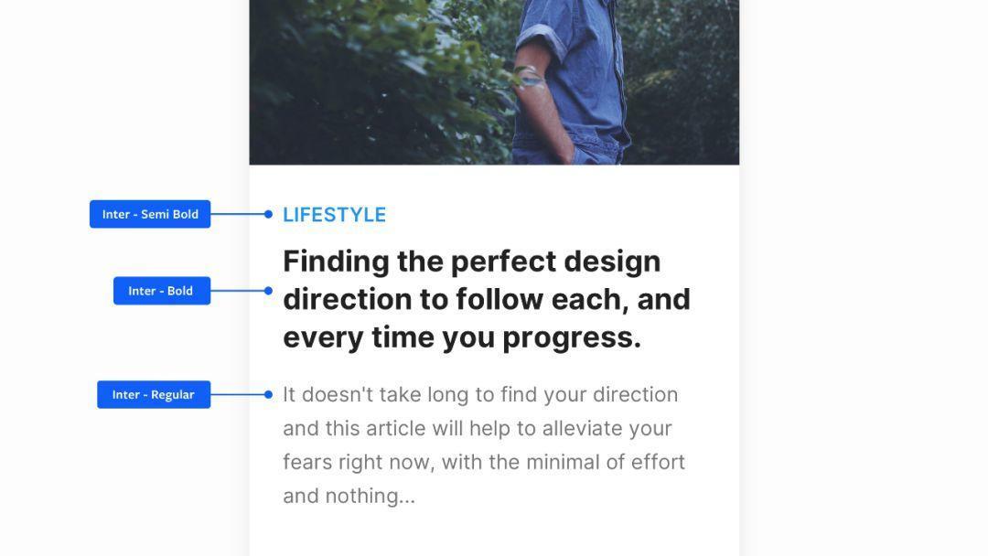好看的UI界面都会注意的10个设计细节