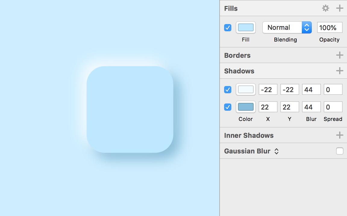 新拟态UI设计怎么做?来用Neumorphism在线工具吧