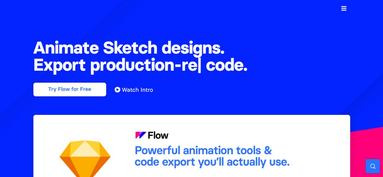 UI动效设计工具有那些推荐?