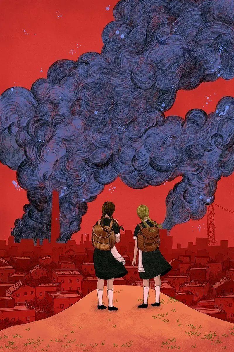 洛杉矶插图西部奖公布:2020年度最佳插画