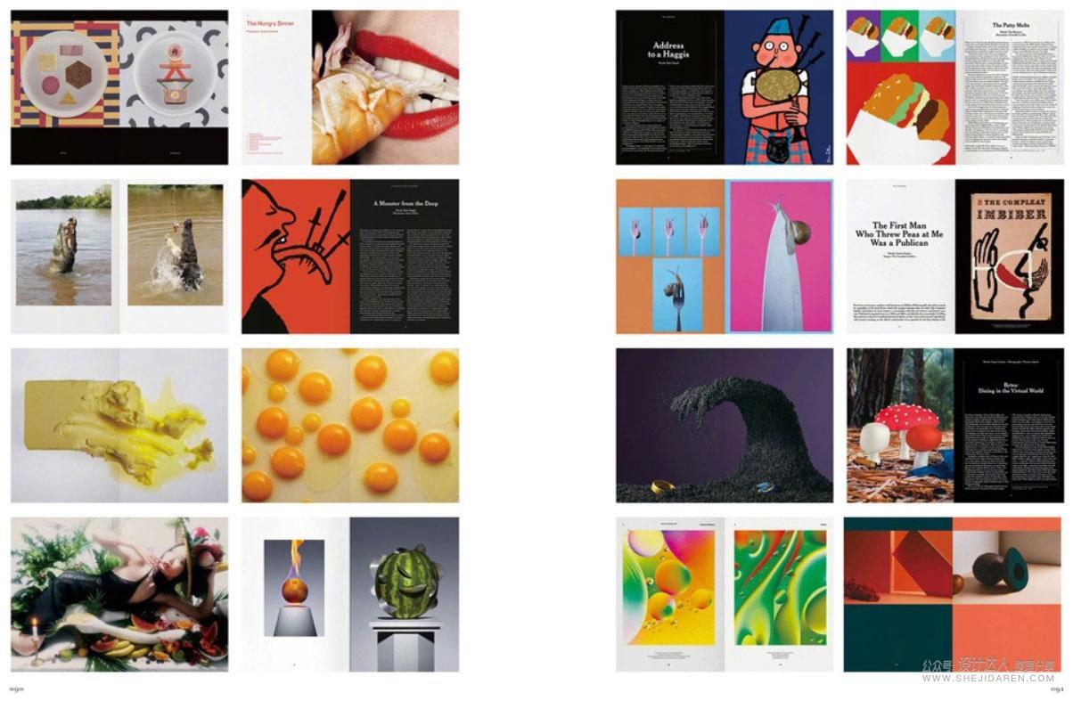 这9本设计杂志不仅内容优秀,排版也一流