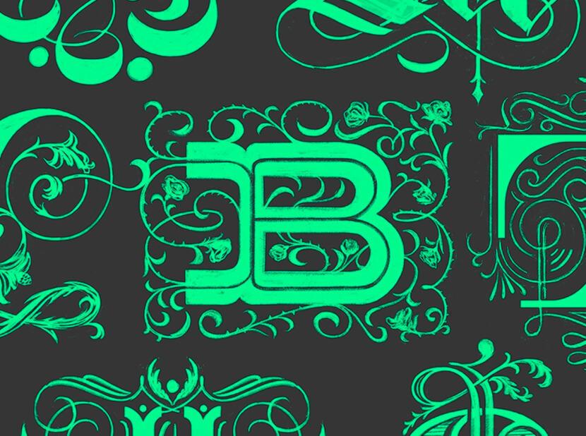 配色组合不会用?这8大优秀色彩搭配案例分享给你