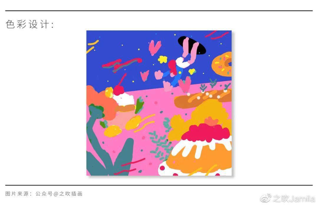 绘制创意插画教程-2【应用篇】