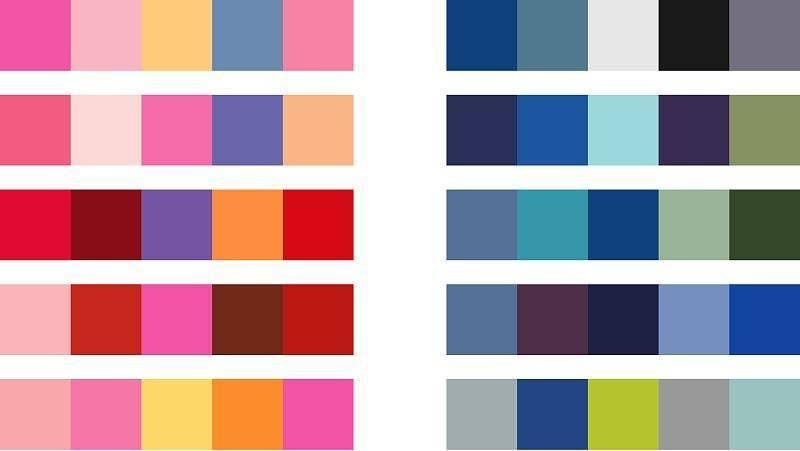 配色没那么复杂,简单配色技巧(一)