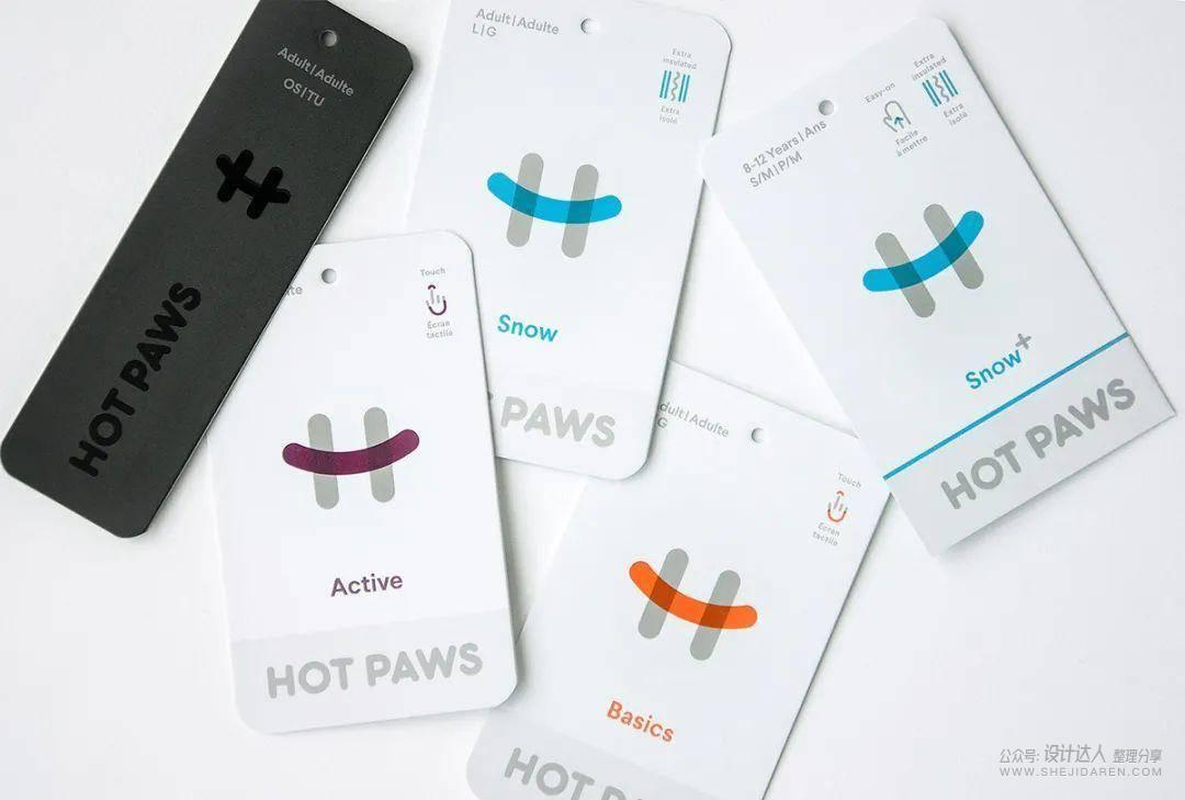10组无比走心的LOGO及品牌延展设计,看看就有收获