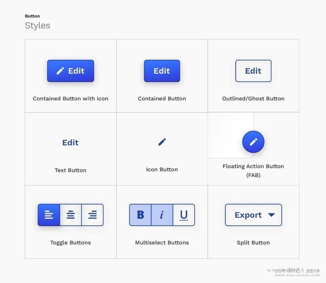 按钮设计之:提升按钮的用户体验