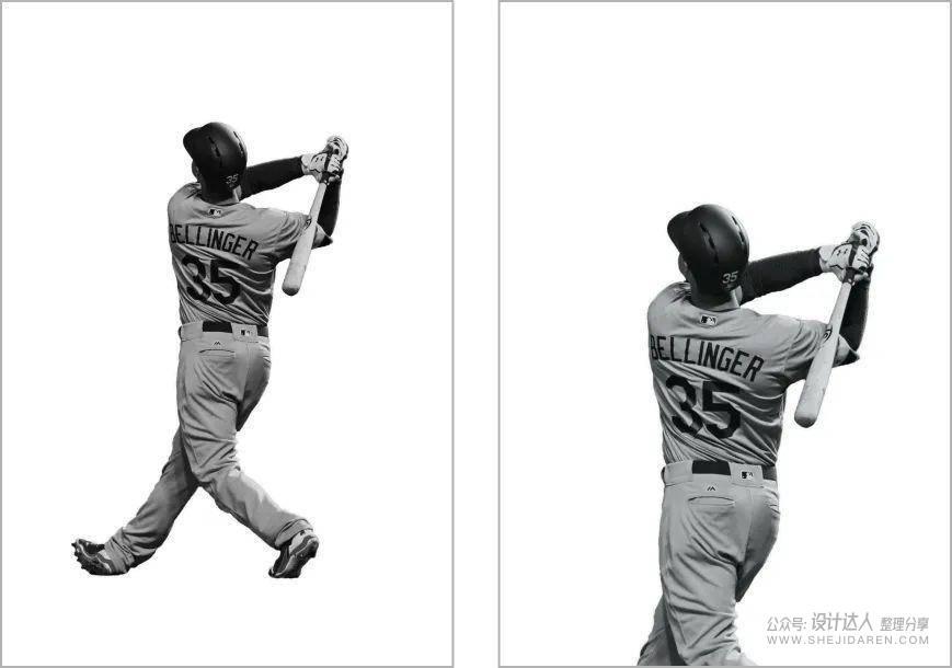 棒球海报设计教程