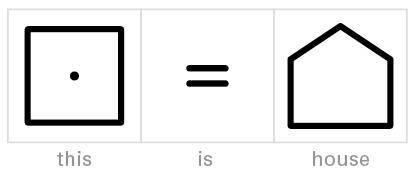 """一种没有字母的语言!LoCoS——""""情人通信系统"""""""