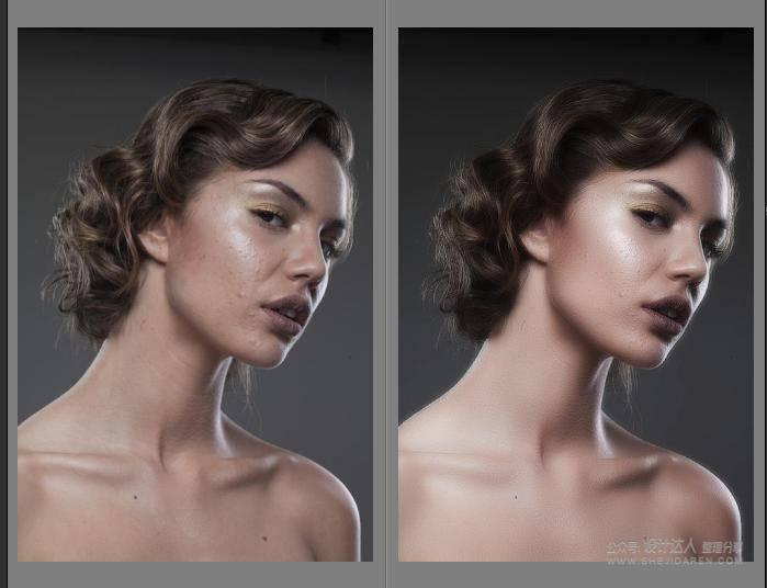99%的修图师最爱,磨皮美白插件-Portraiture3