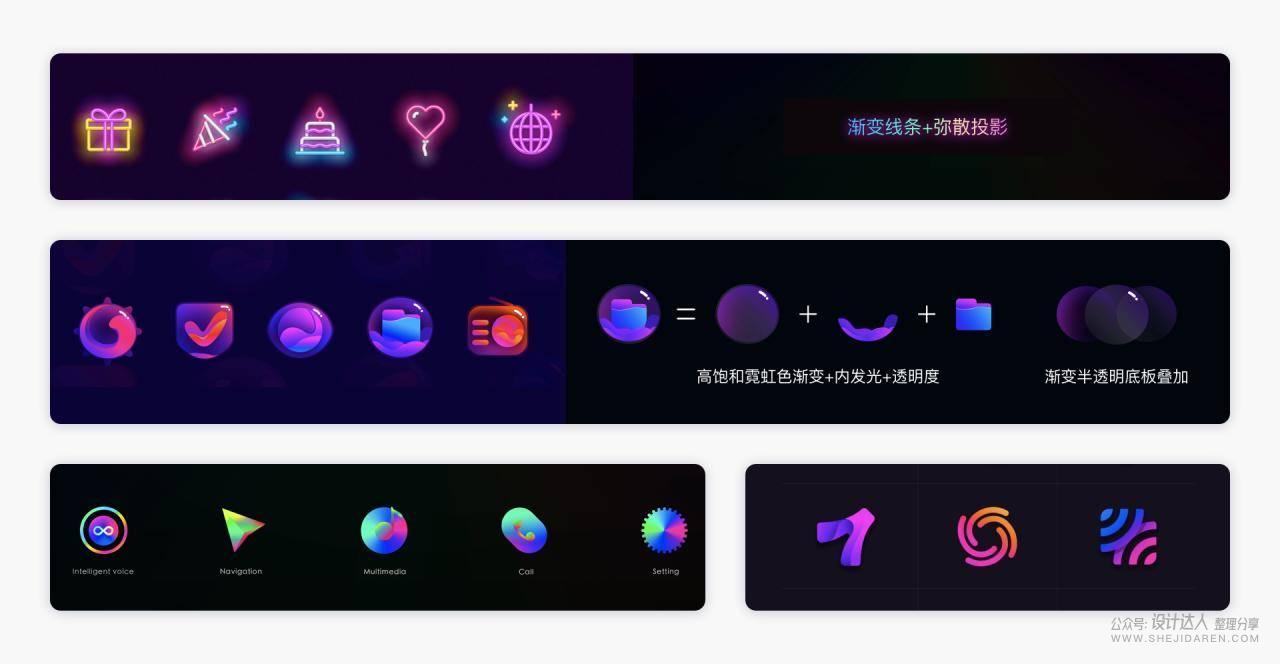 2020-2021 好看的UI色彩趋势总结