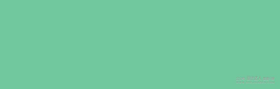 """在设计中使用""""深海绿""""流行色"""
