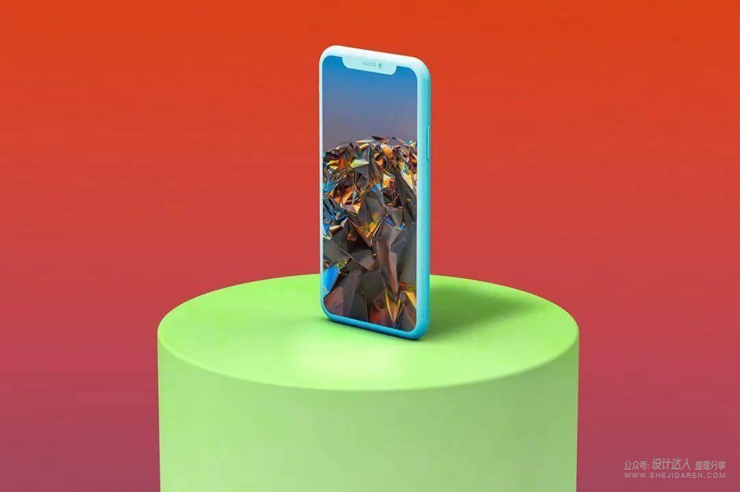 iphoneXS到12的多场景样机欣赏