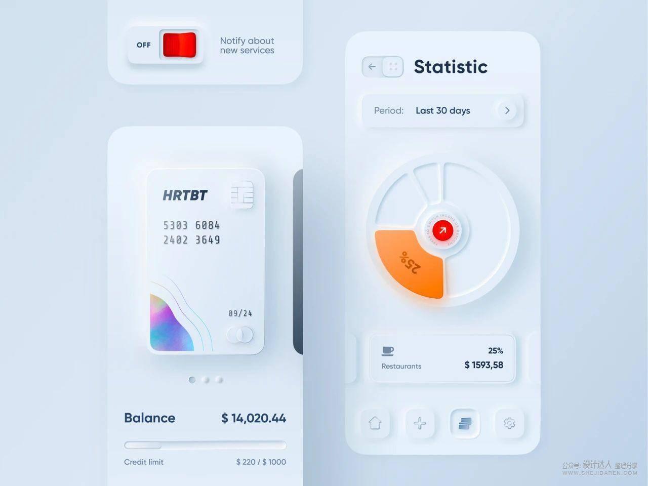 UI设计在2021的新趋势