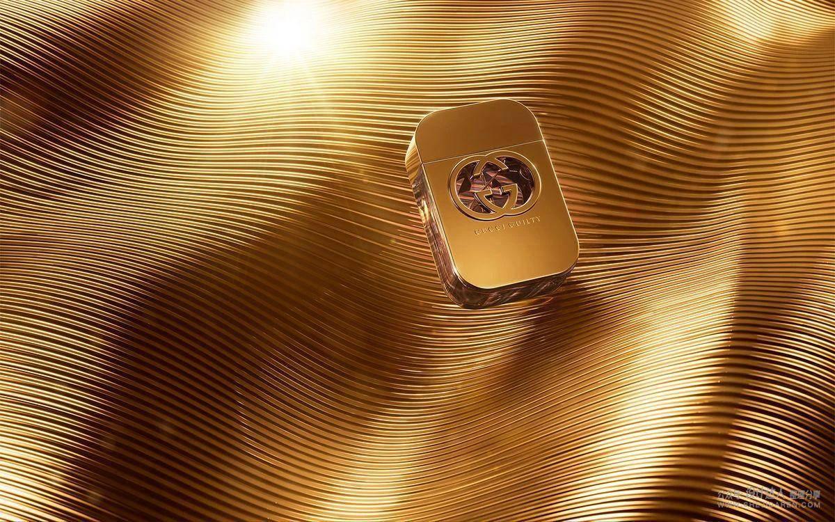 5个Tips教你把金色色彩用好