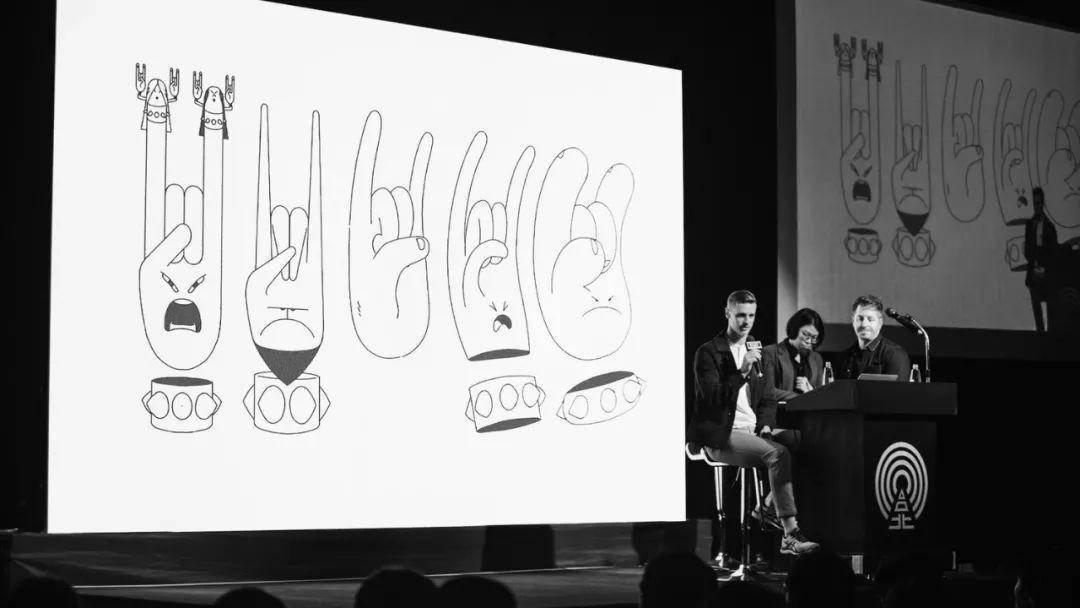台湾90后设计师何庭安的作品欣赏