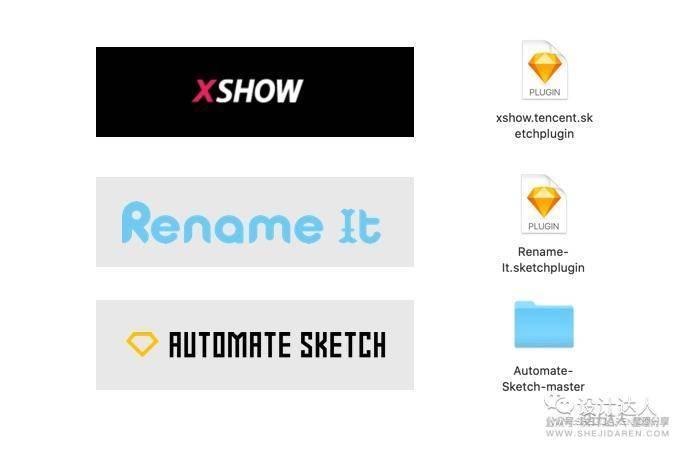 Sketch + Xshow实现云端UI组件库,完善的设计系统