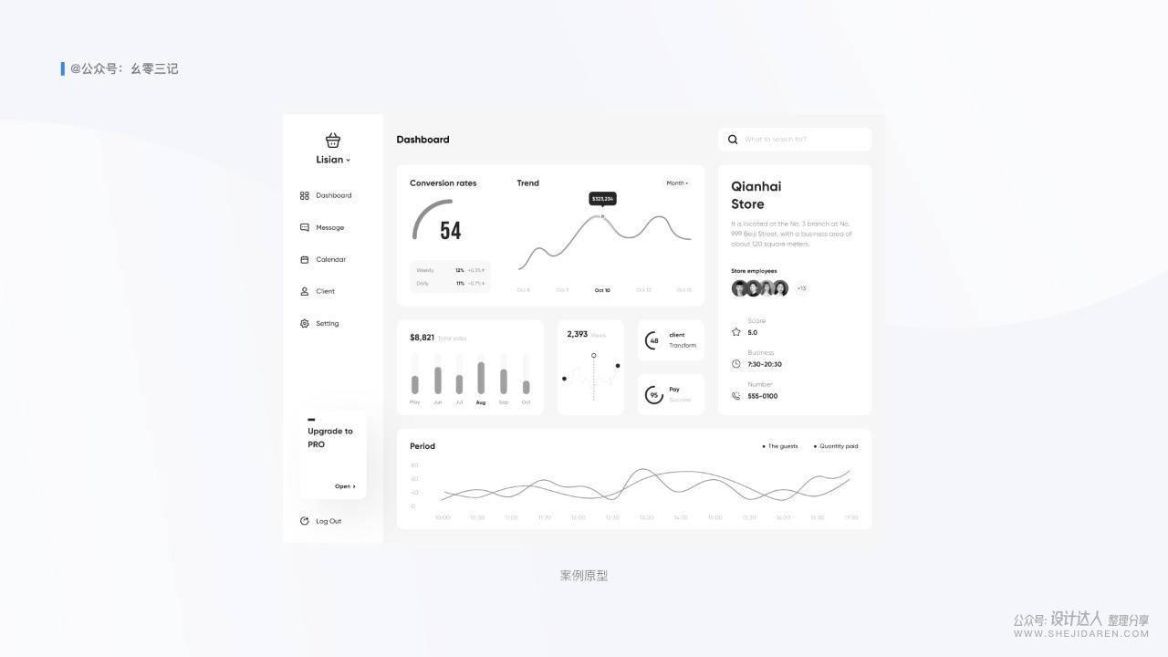 UI界面的配色小技巧及案例演示