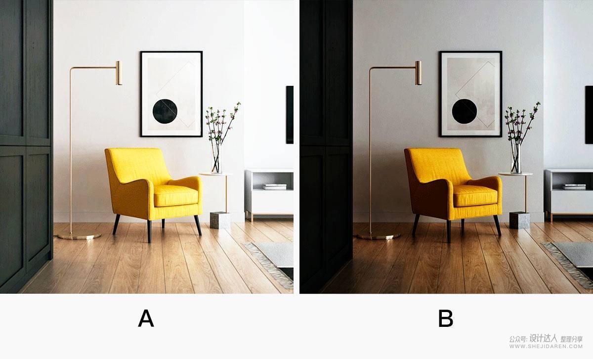 配色有哪些手段,五角色你了解吗?