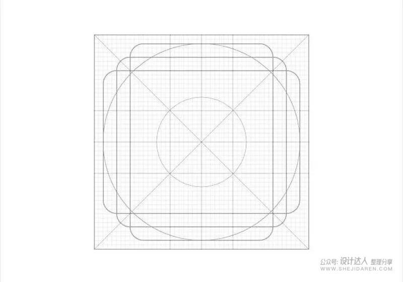 8点网格,一个热门网格设计系统