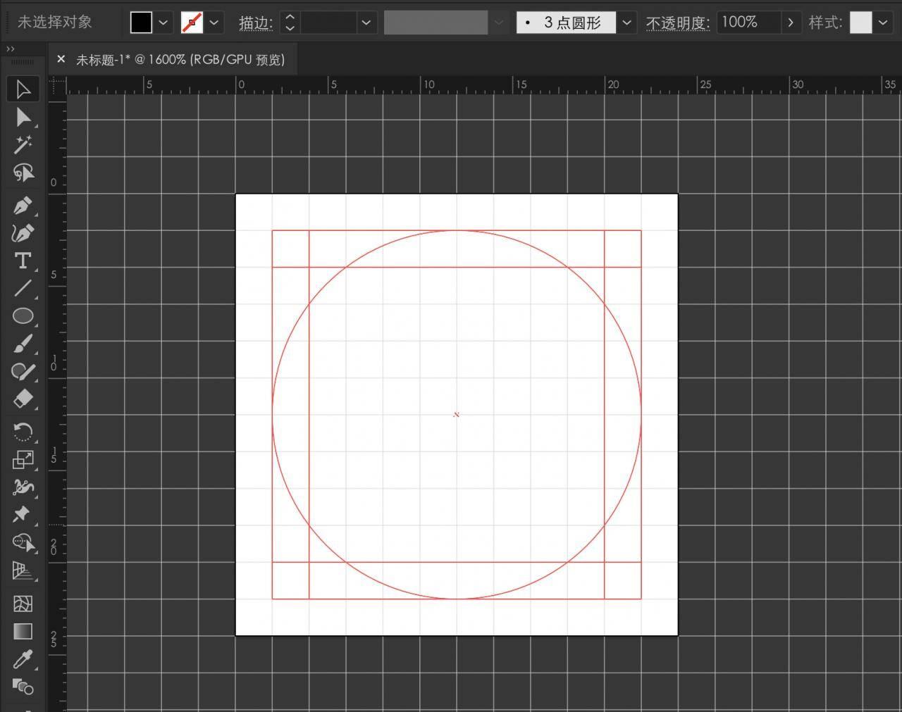 如何绘制APP图标关键线?最详细的keyline线画法