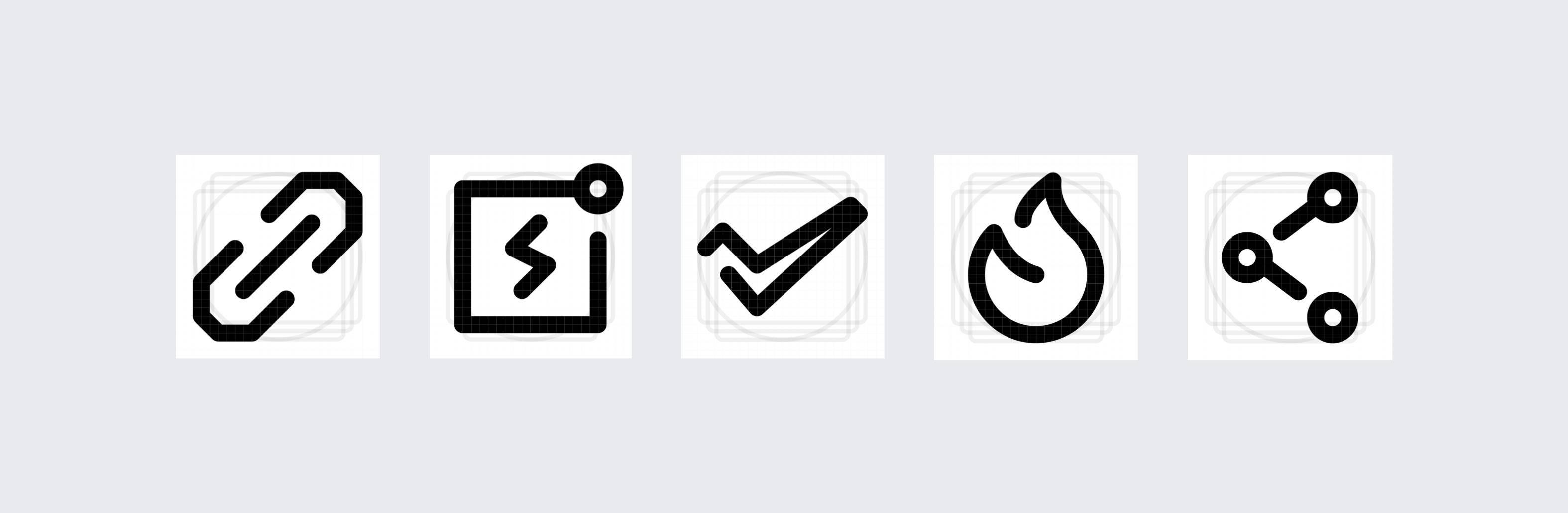 单个图标简单,但一套系统图标你能设计好吗?