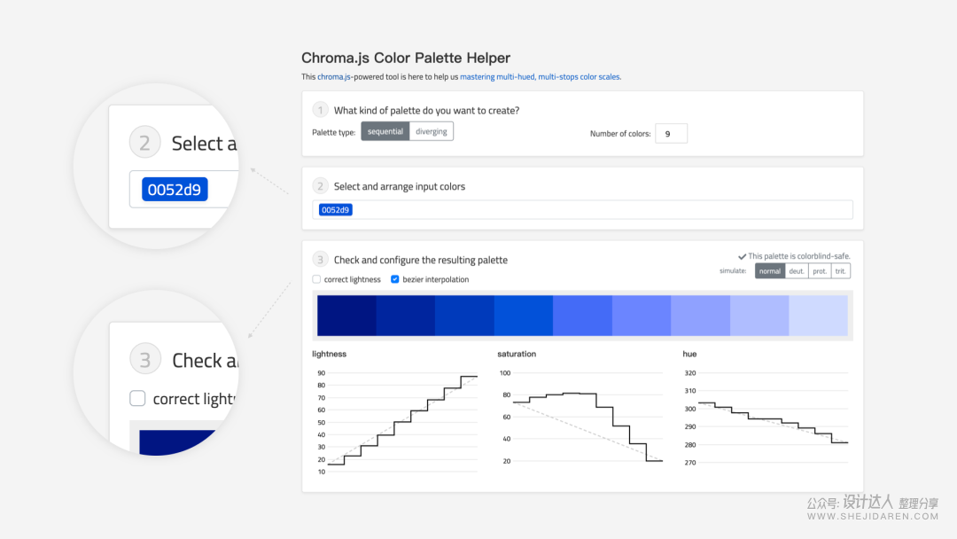 可视化数据色彩搭配指南