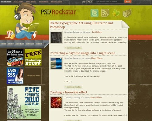 psd-rock-star