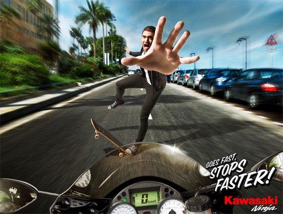 Kawasaki: Skater