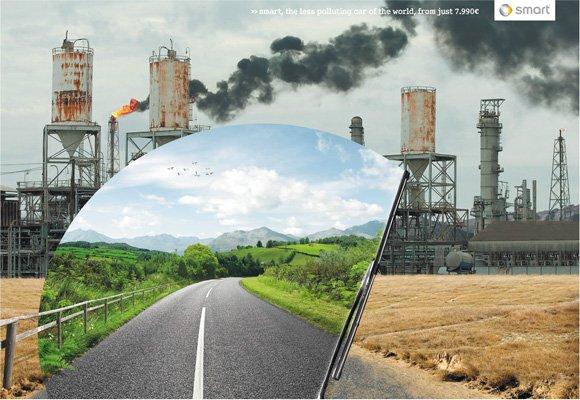 Smart: Pollution