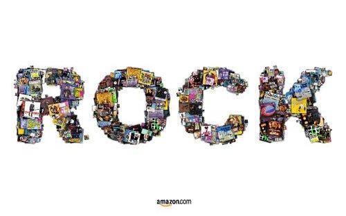 Amazon : Rock 平面广告设计-设计欣赏-UCD素材网