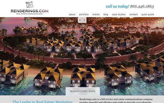instantshift - Inspirational WordPress Site Designs