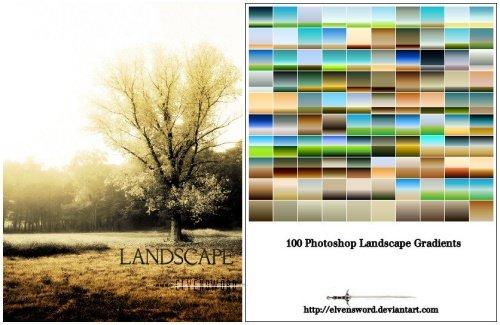 Landscape Gradients