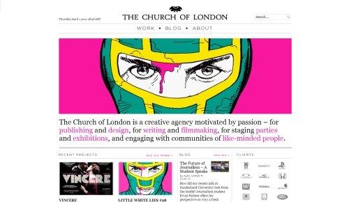 The Church of London