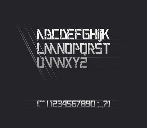 New Free Fonts