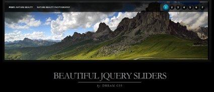 Create Beautiful jQuery Slider Tutorial