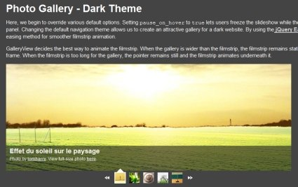 Gallery View Plugin