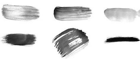 Watercolour Brushes - Set II