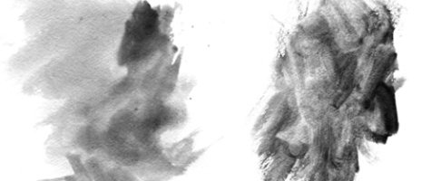 Grungy Watercolor Brushes