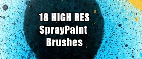 Spraypaint Brushes