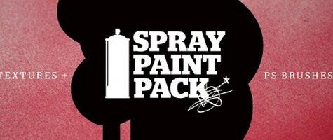 Spray Paint Brushes