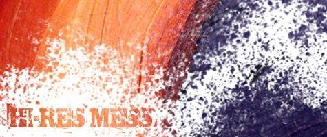 Hi-Res Mess