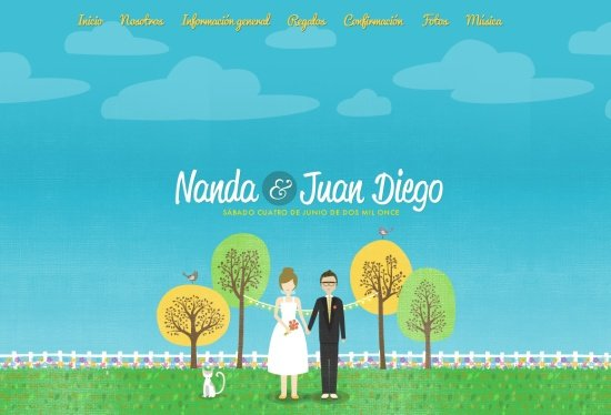 Nanda & Juan Diego