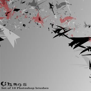 Chaos 10 Brushes
