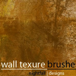 Wall Textures 9 Brushes