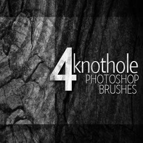 Knothole 4 Brushes