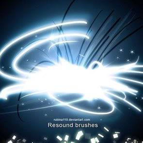 Resound Brushes 8 Brushes