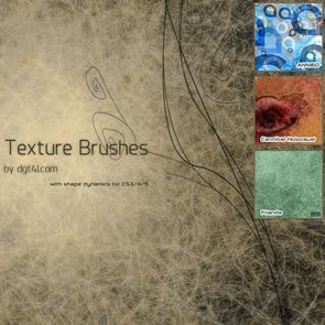 Texture 4 Brushes
